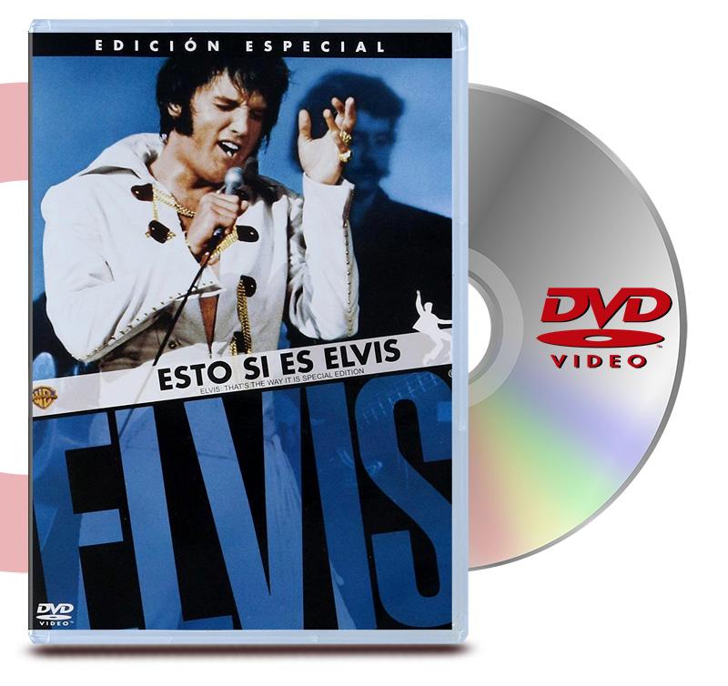 DVD Esto Si Es Elvis Edicion Especia