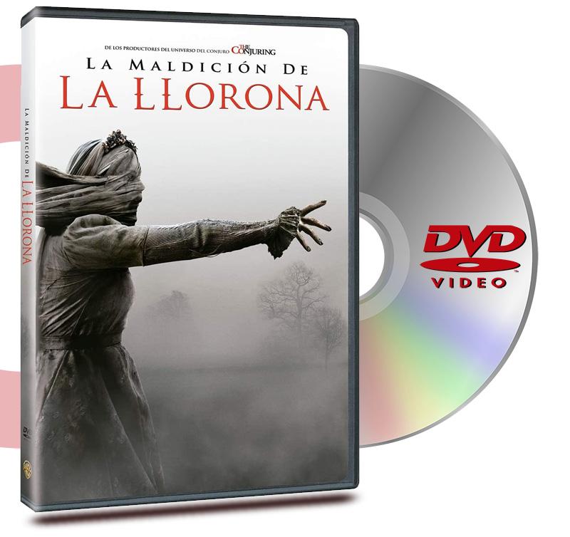DVD La Maldicion De La Llorona
