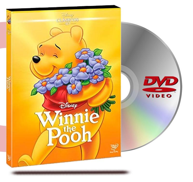 DVD Las Aventuras De Winnie Pooh
