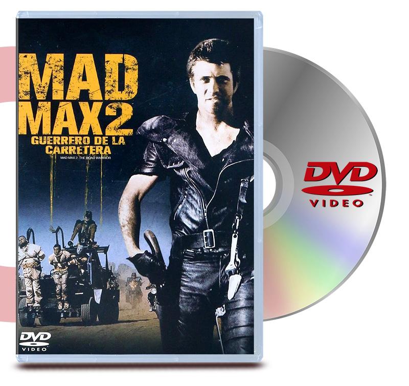 DVD Mad Max Ii El Guerrero De La Carretera