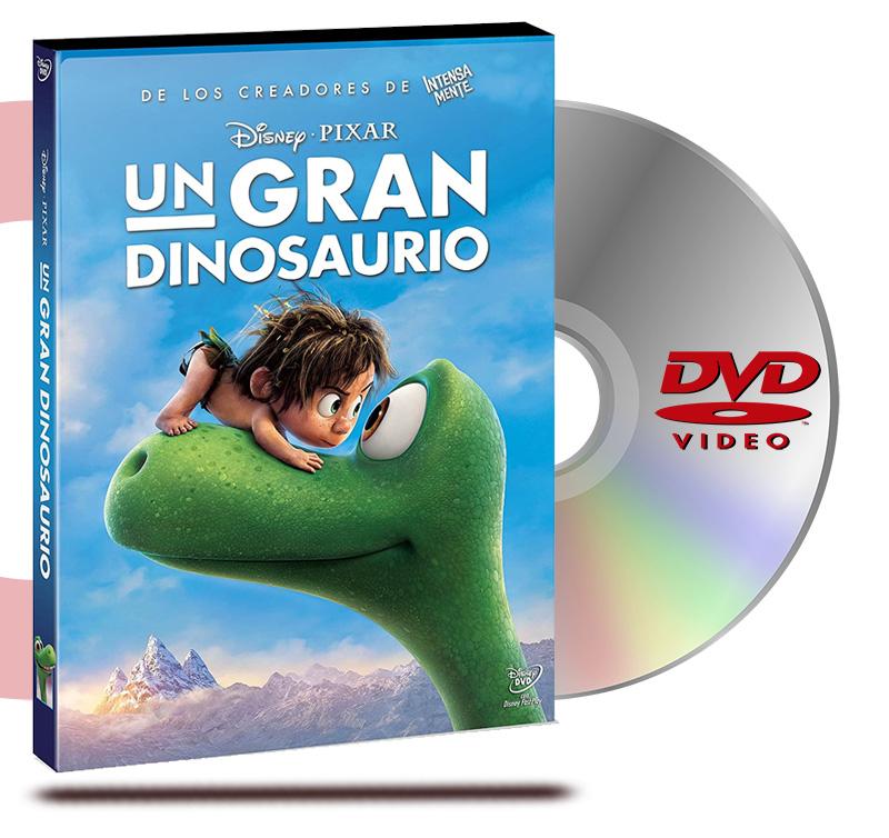 DVD Un Gran Dinosaurio