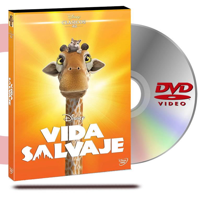 DVD Vida Salvaje