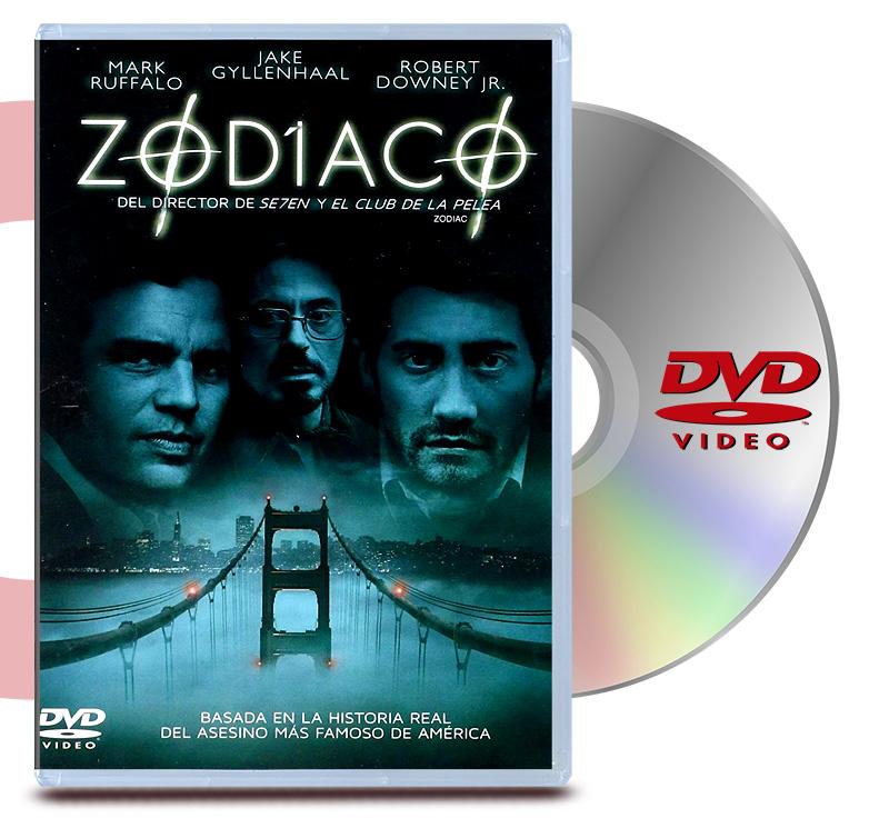 DVD Zodiaco