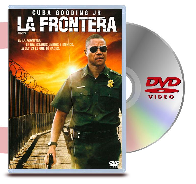 DVD La Frontera
