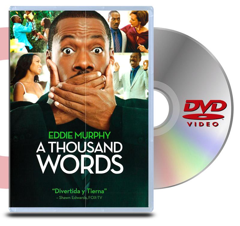 DVD A Thousand Words