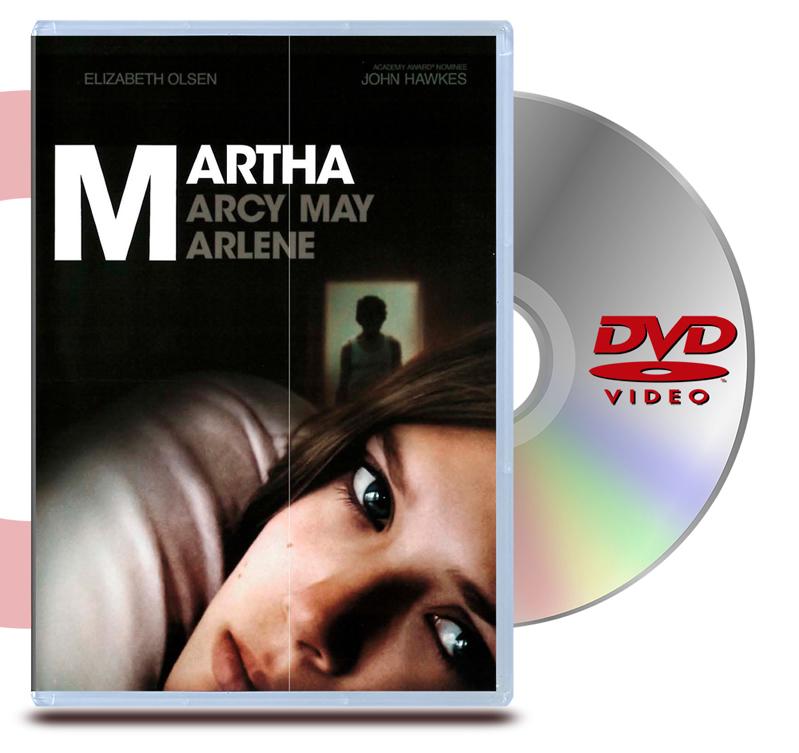 DVD Marta Marcy May Marlene