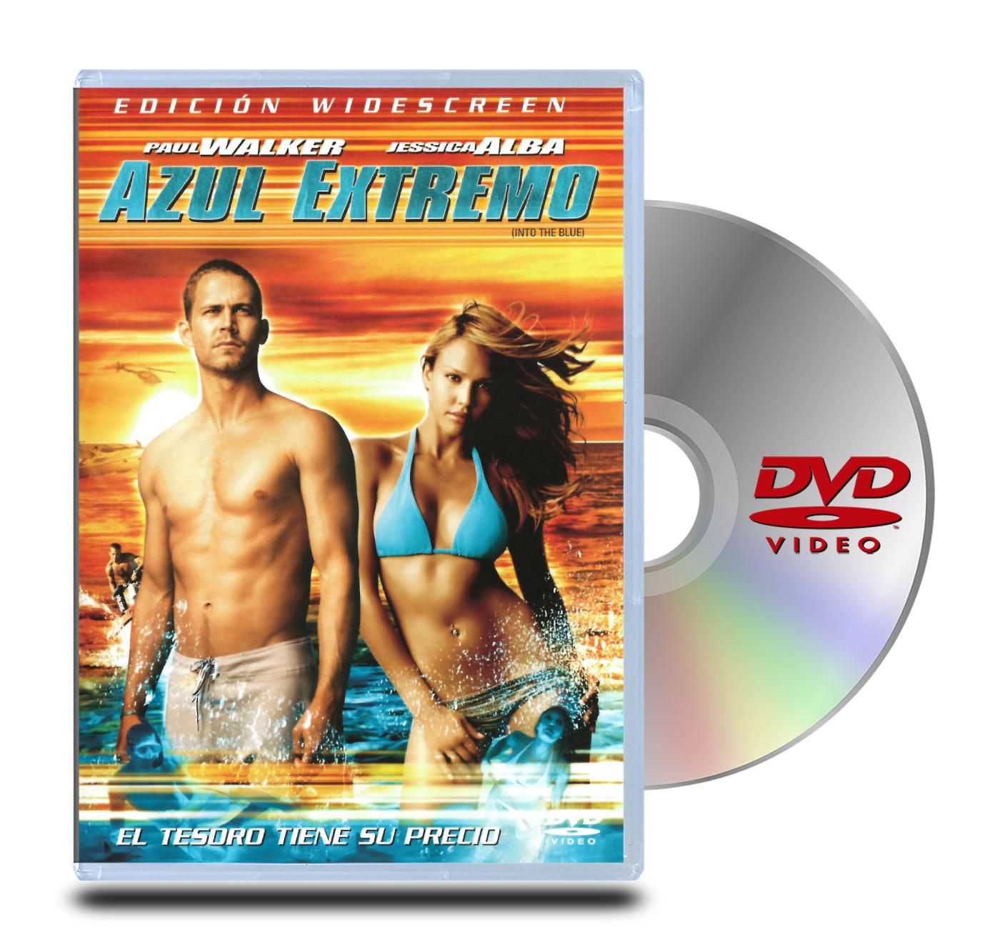 DVD Azul Extremo