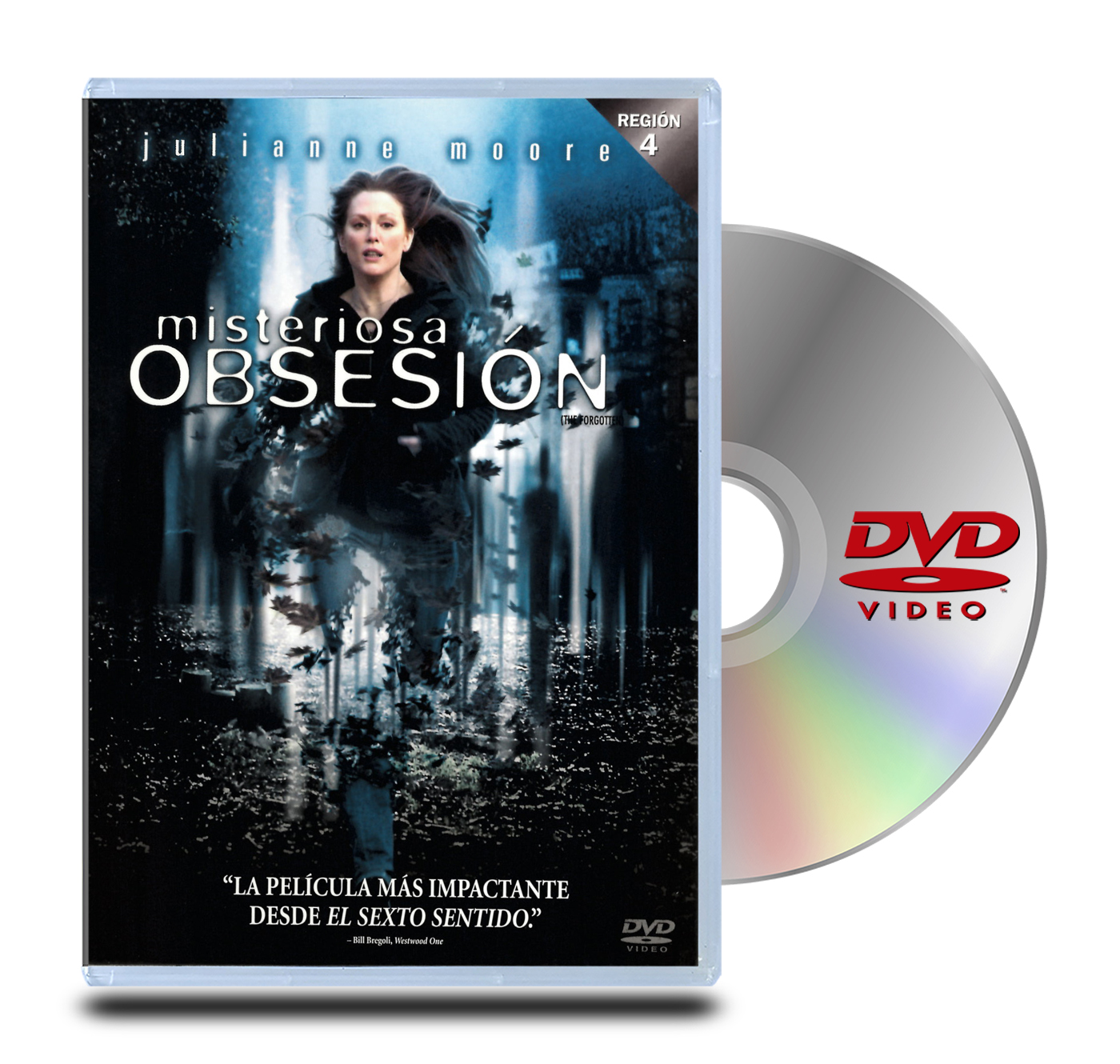 DVD Misteriosa Obsesion