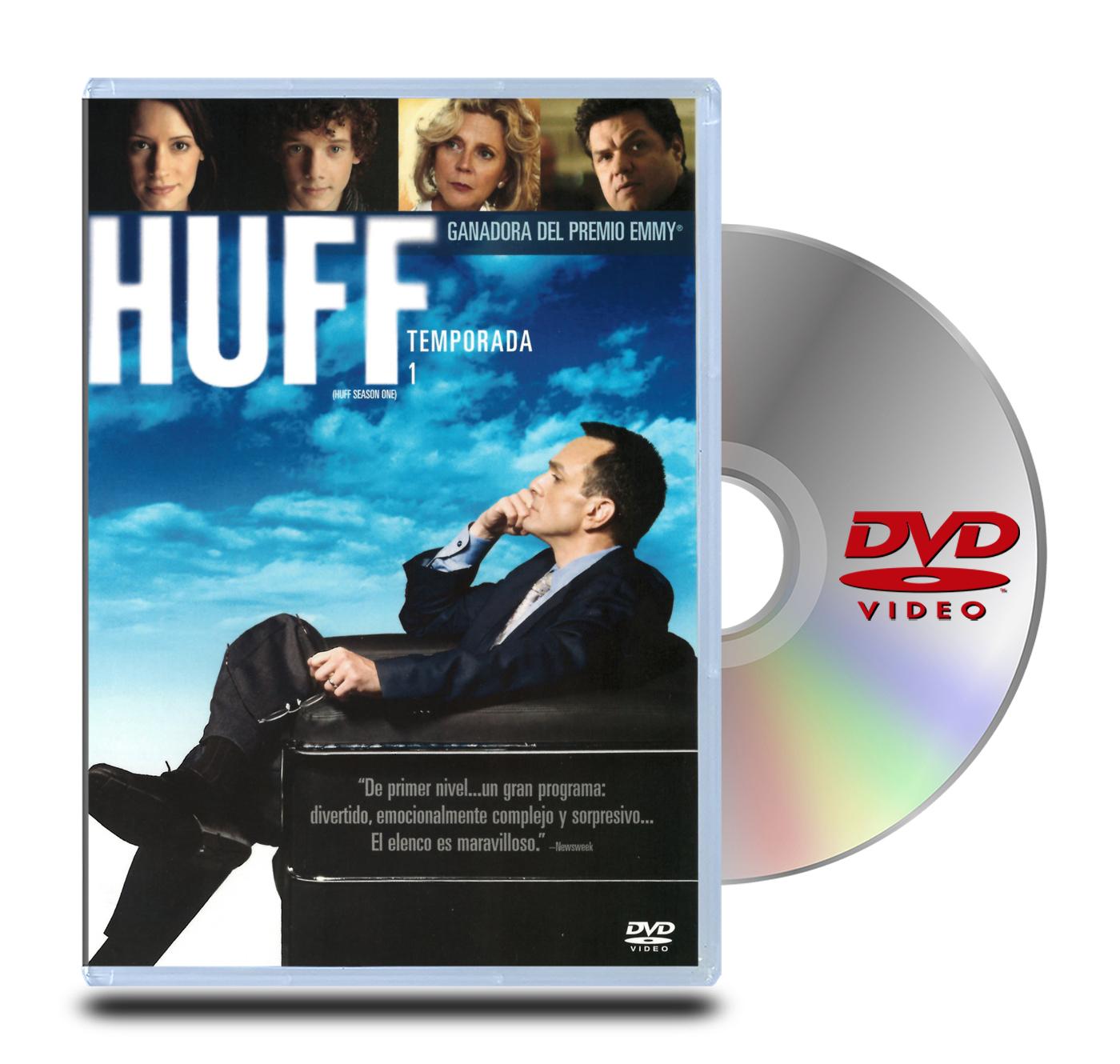 DVD Pack Huff (4 Discos)