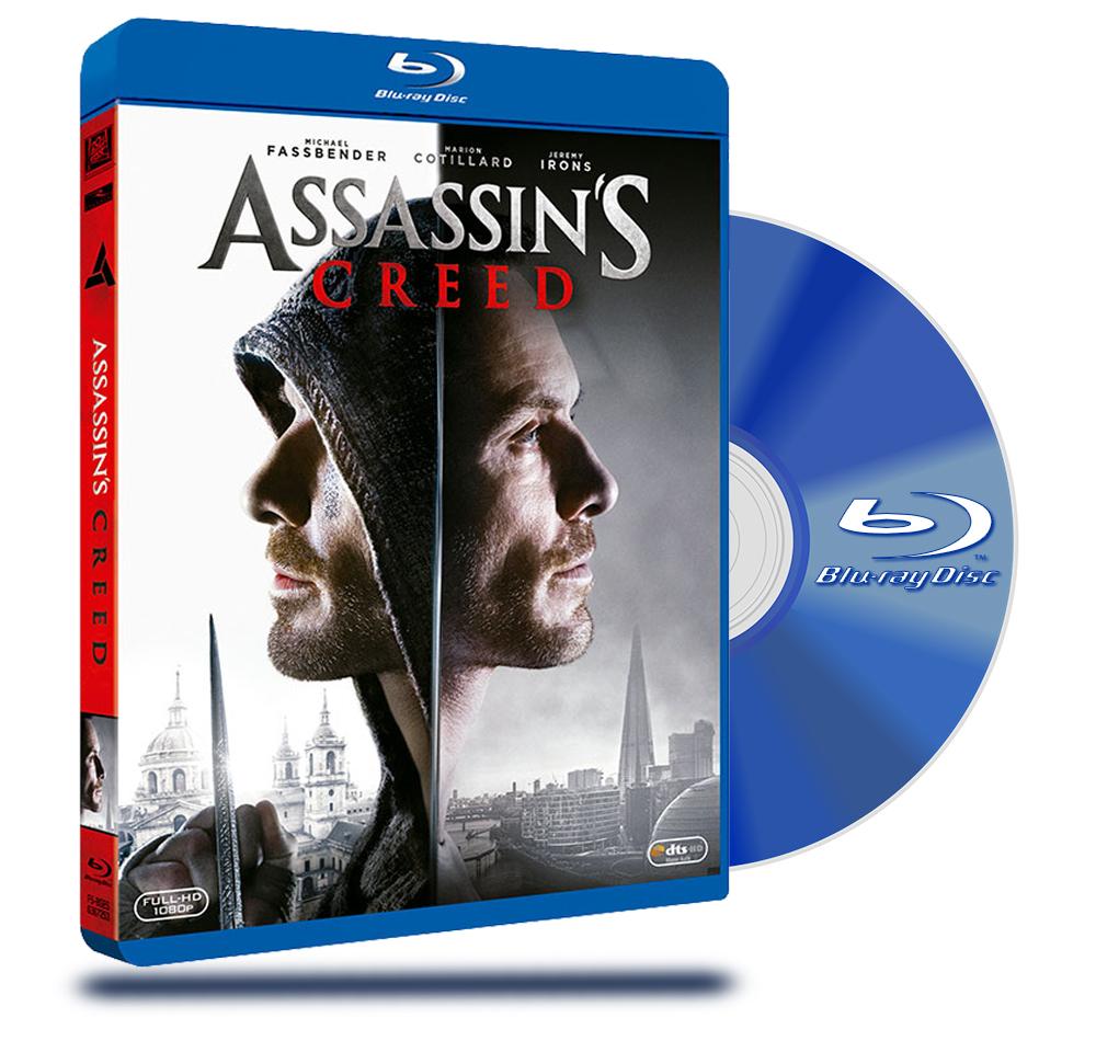 Bluray Assassins Creed