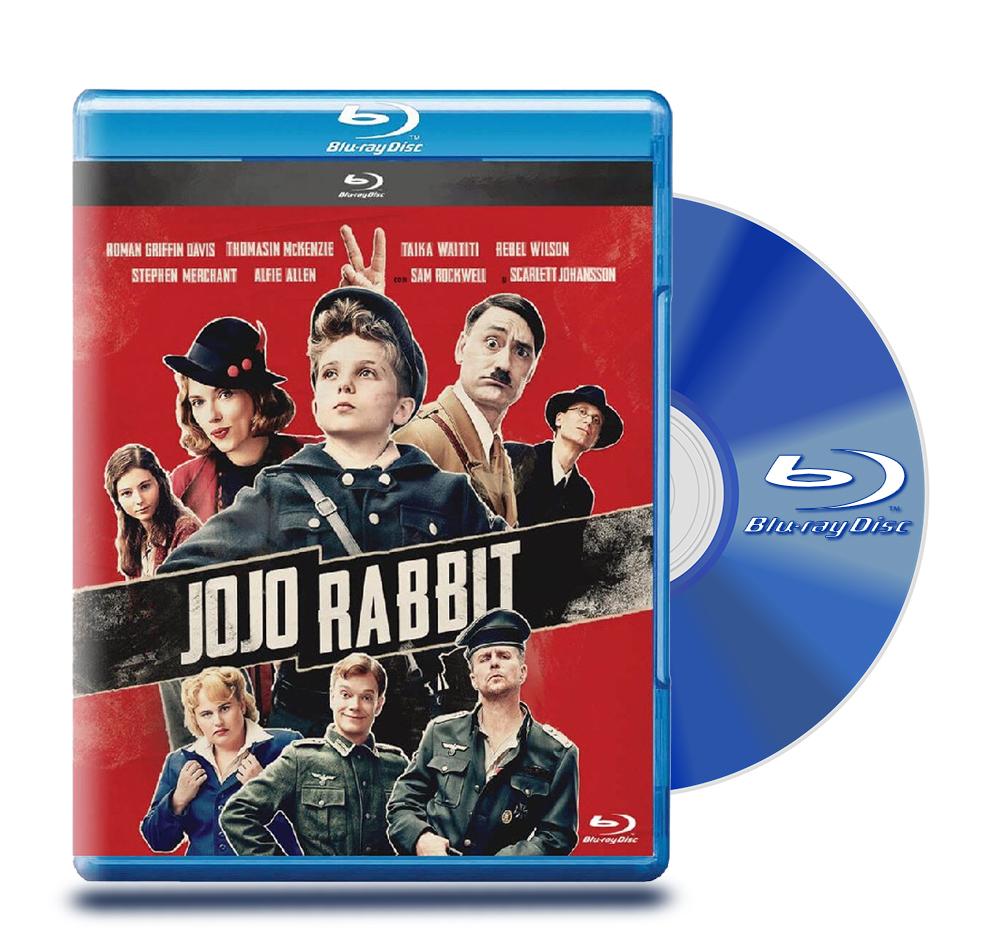 Bluray Jojo Rabbit