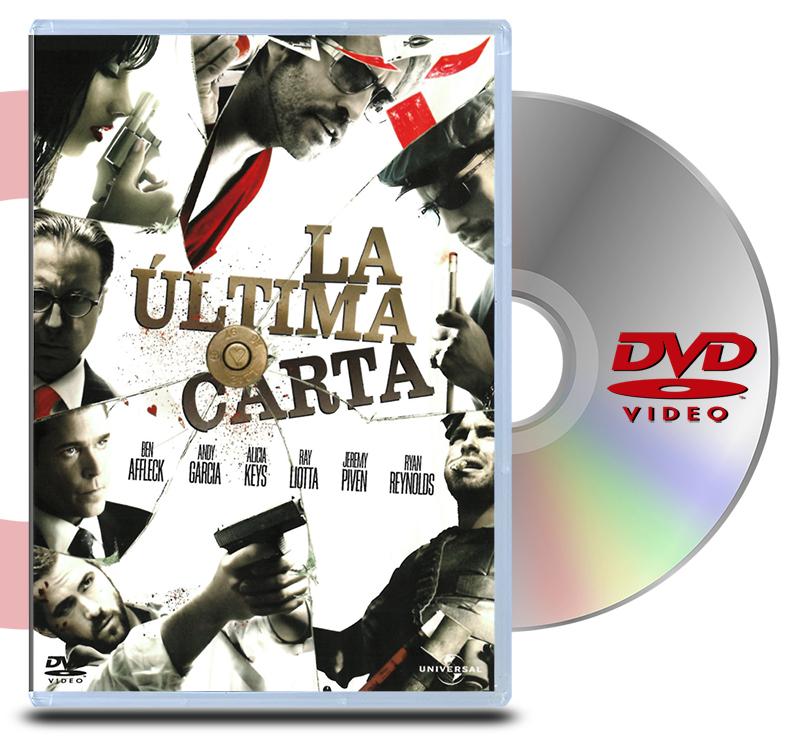 DVD La última carta