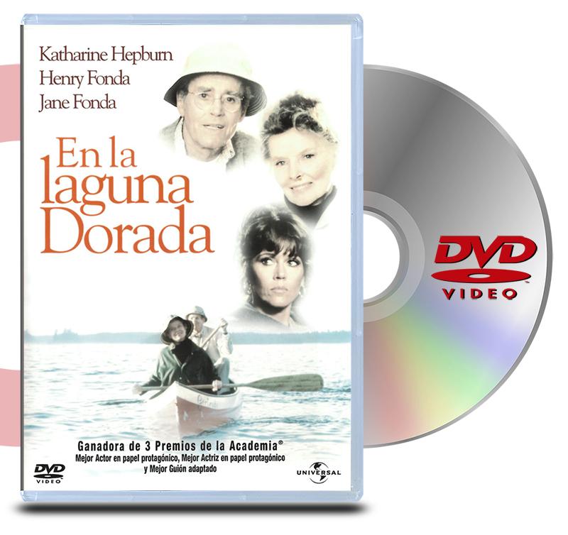 DVD En la laguna dorada