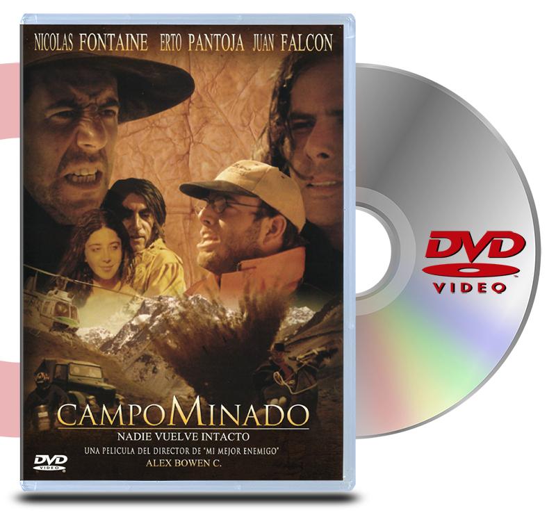 DVD Campo minado