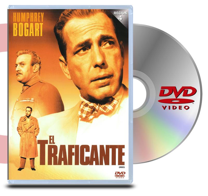 DVD El traficante
