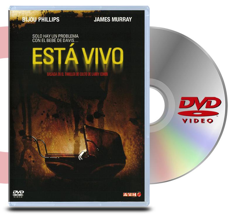 DVD Esta vivo