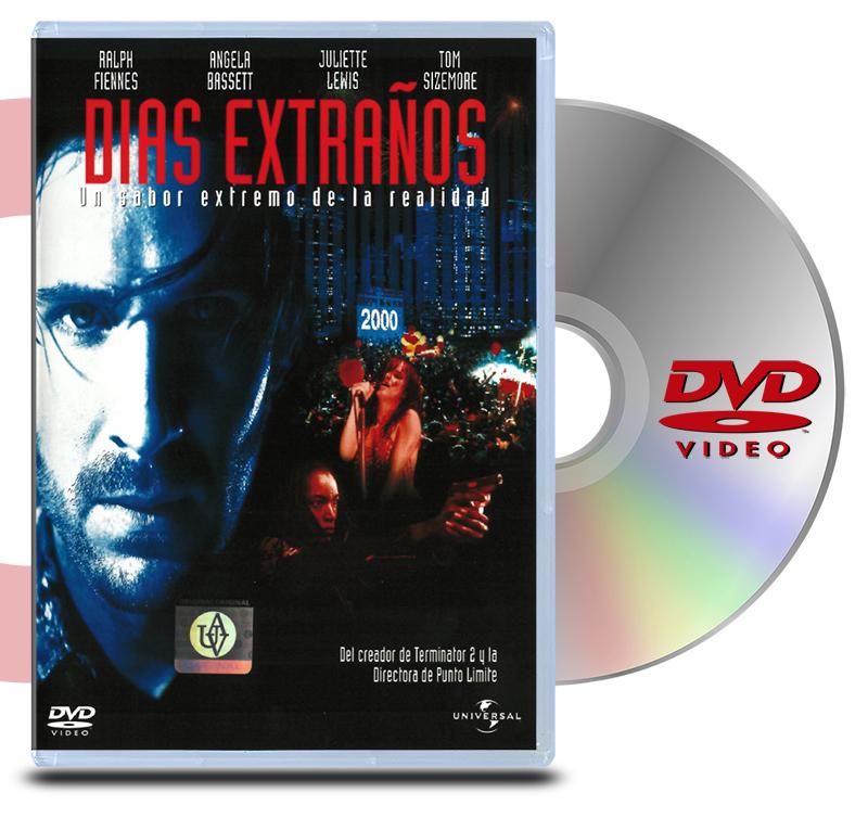 DVD Días extraños