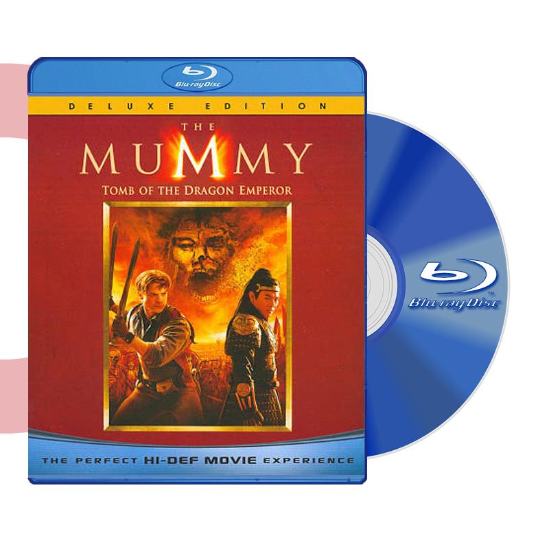Blu Ray LA MOMIA 3 LA TUMBA DEL EMPERADOR