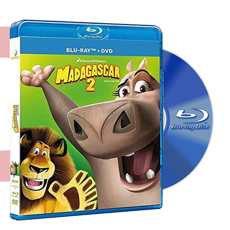 Blu Ray MADAGASCAR ESCAPE 2 AFRICA