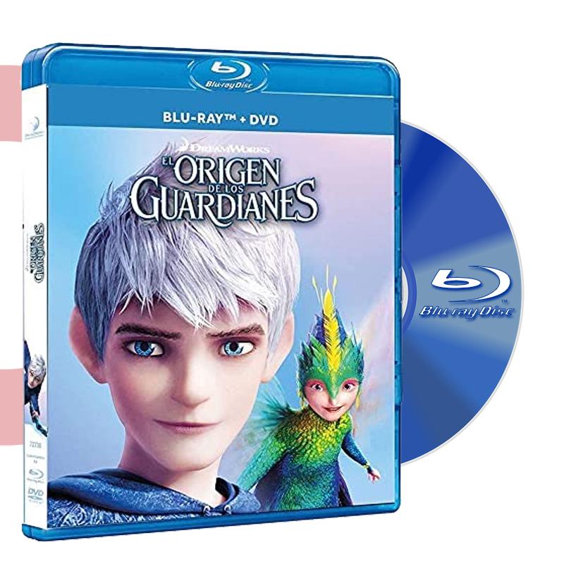 Blu Ray EL ORIGEN DE LOS GUARDIANES