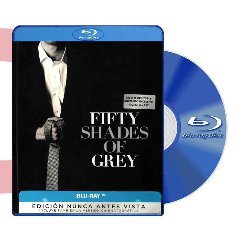 Blu Ray CINCUENTA SOMBRAS DE GREY