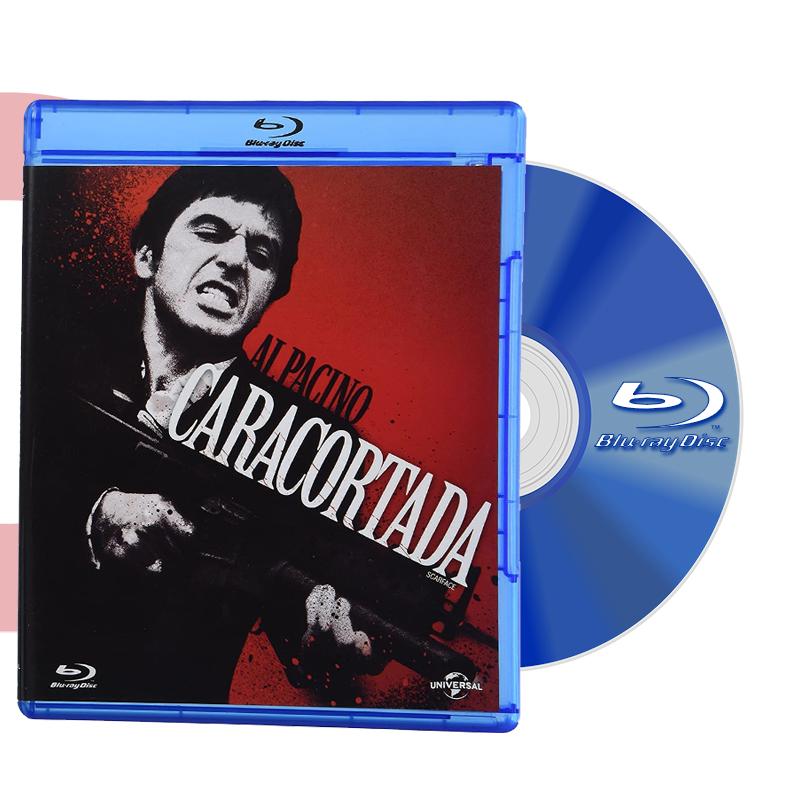 Blu Ray CARACORTADA