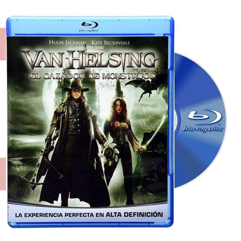 Blu Ray VAN HELSING CAZADOR DE MOUNSTRO