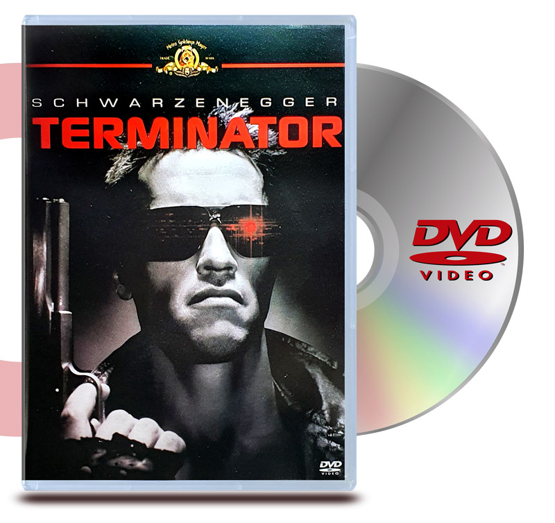 DVD The Terminator