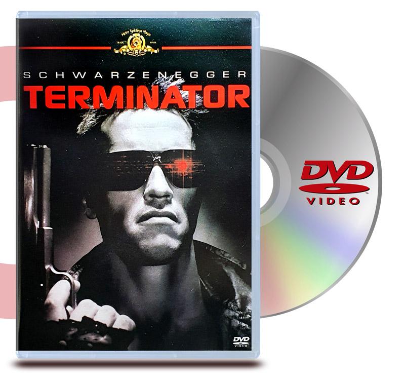 PACK DVD Terminator 1 y 2