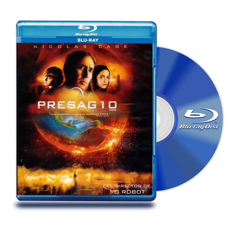 Blu Ray Presagio