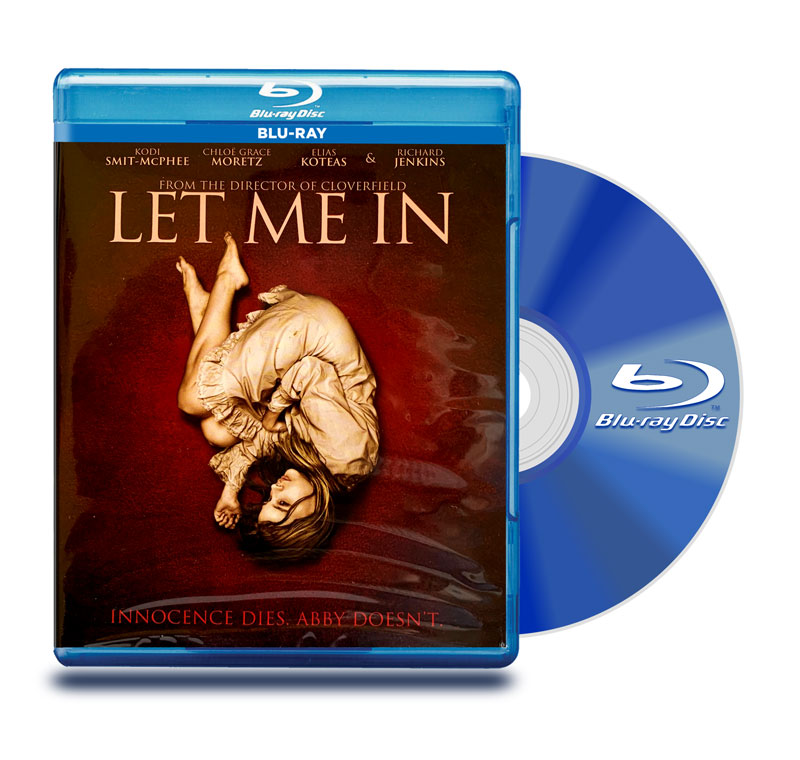 Blu Ray Dejame Entrar
