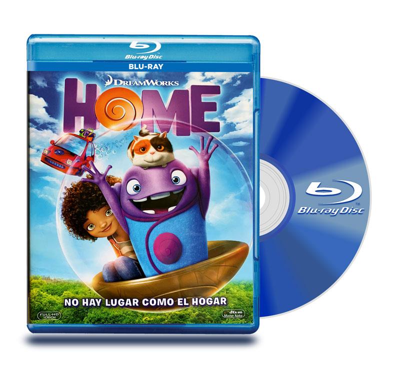 Blu Ray Home: No Hay Lugar Como El Hogar
