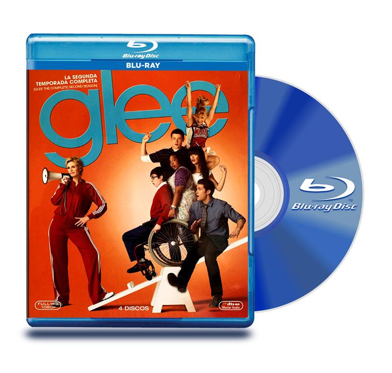 Blu Ray Glee: Temp.2