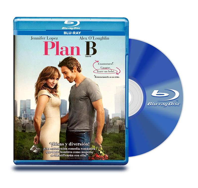 Blu Ray Plan B