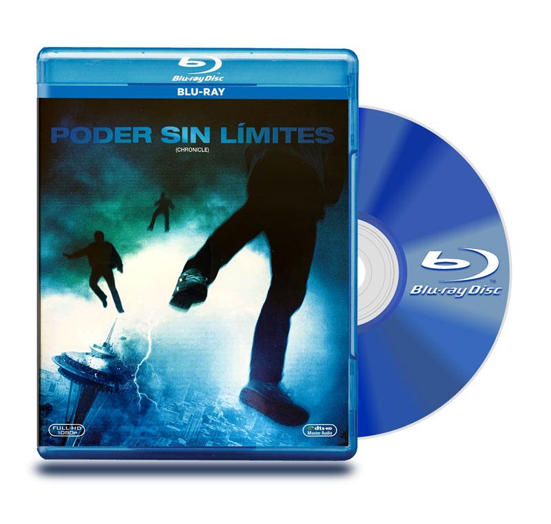 Blu Ray Poder Sin Limites