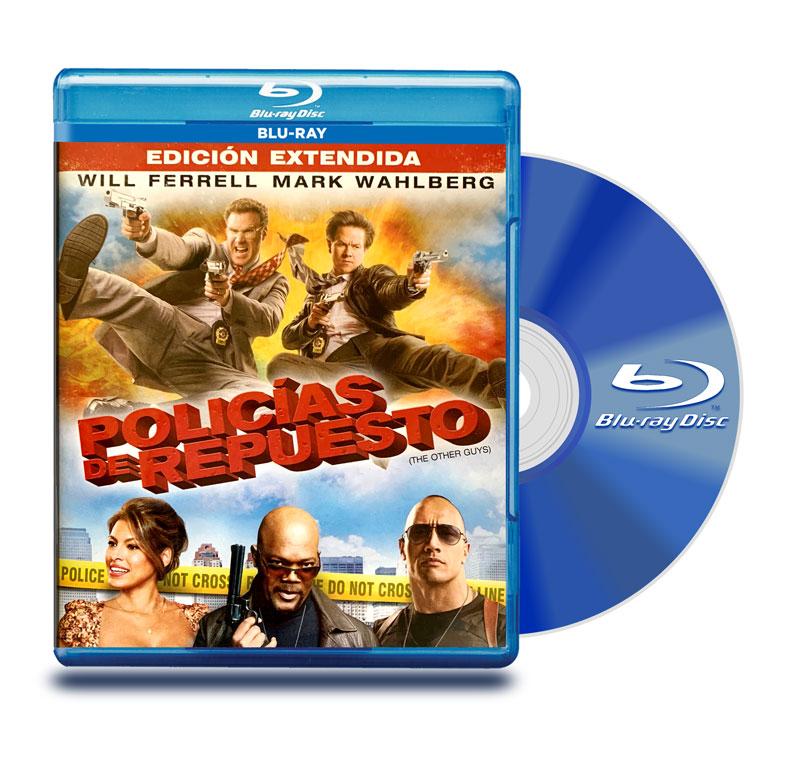 Blu Ray Policias De Repuesto