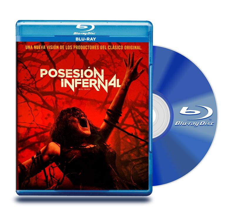 Blu Ray Posesion Infernal