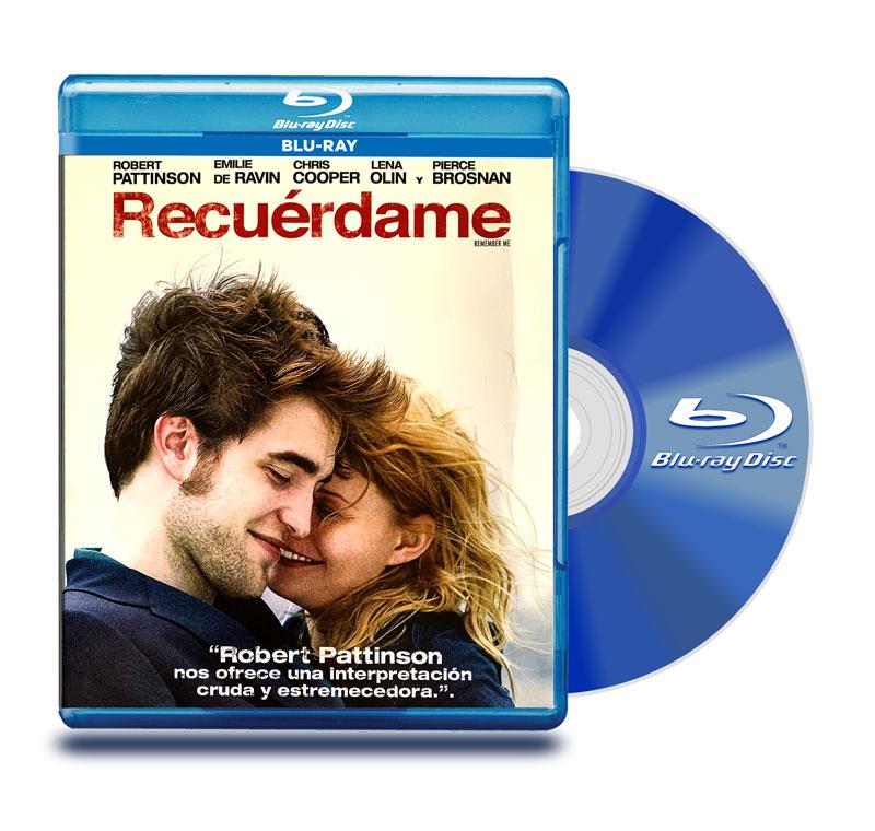 Blu Ray Recuerdame