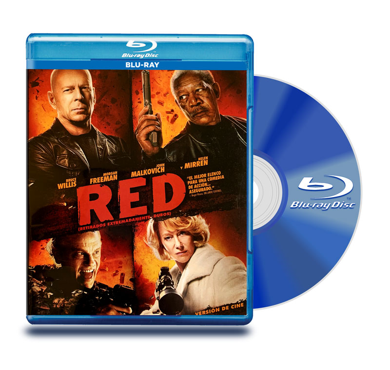 Blu Ray Red