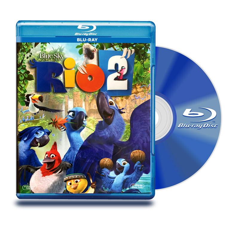 Blu Ray Rio 2