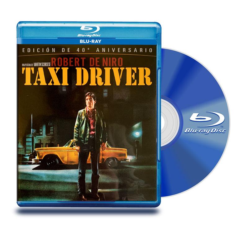 Blu Ray Taxi Driver Anniversary Edition