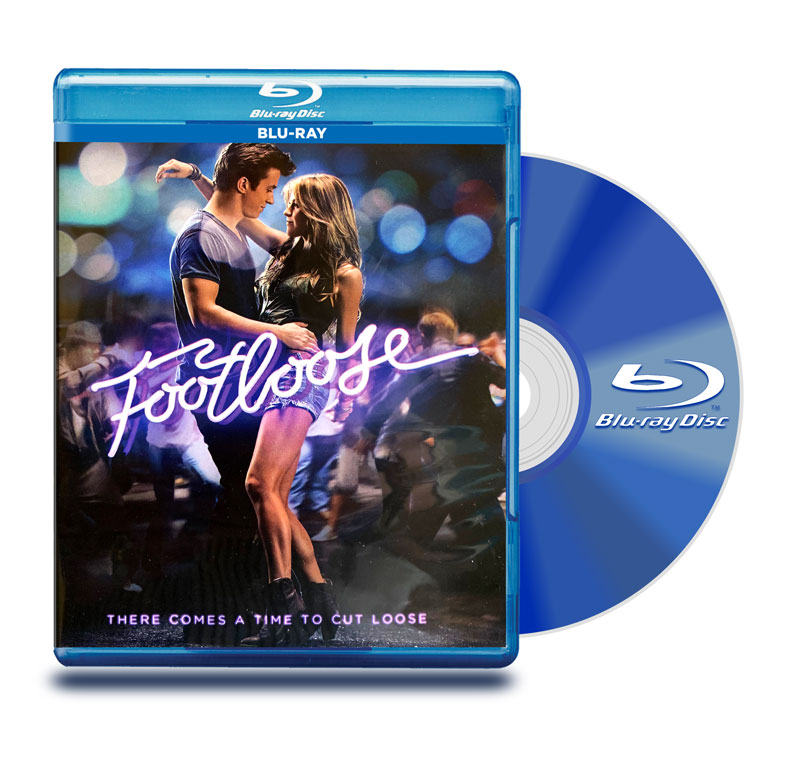 Blu Ray Todos A Bailar - Footloose