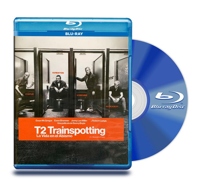 Blu Ray Trainspotting 2 La Vida En El Abismo