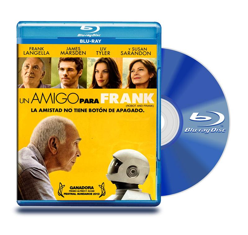 Blu Ray Un Amigo Para Frank