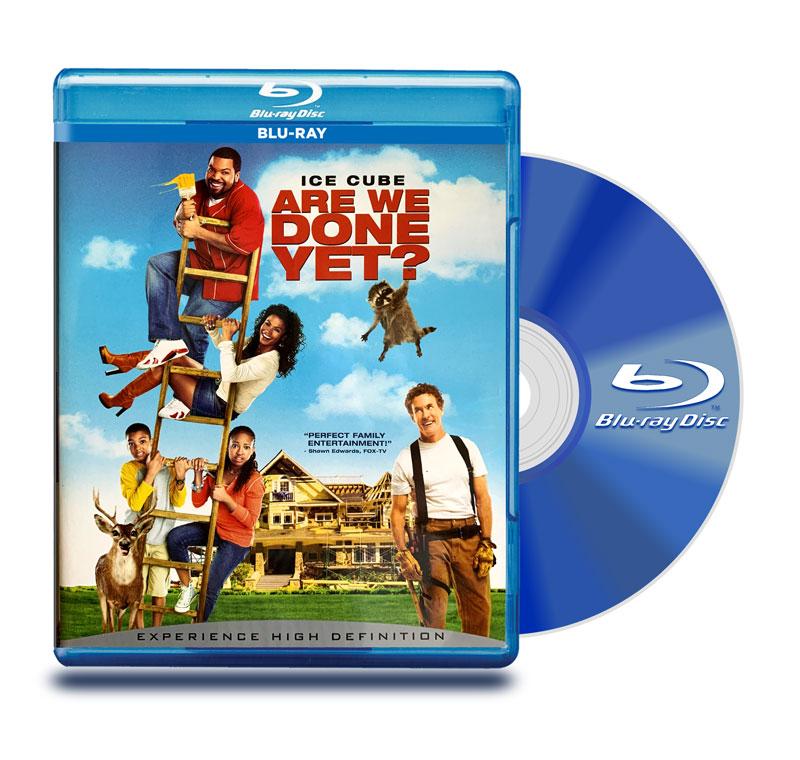 Blu Ray Una Casa Patas Arriba