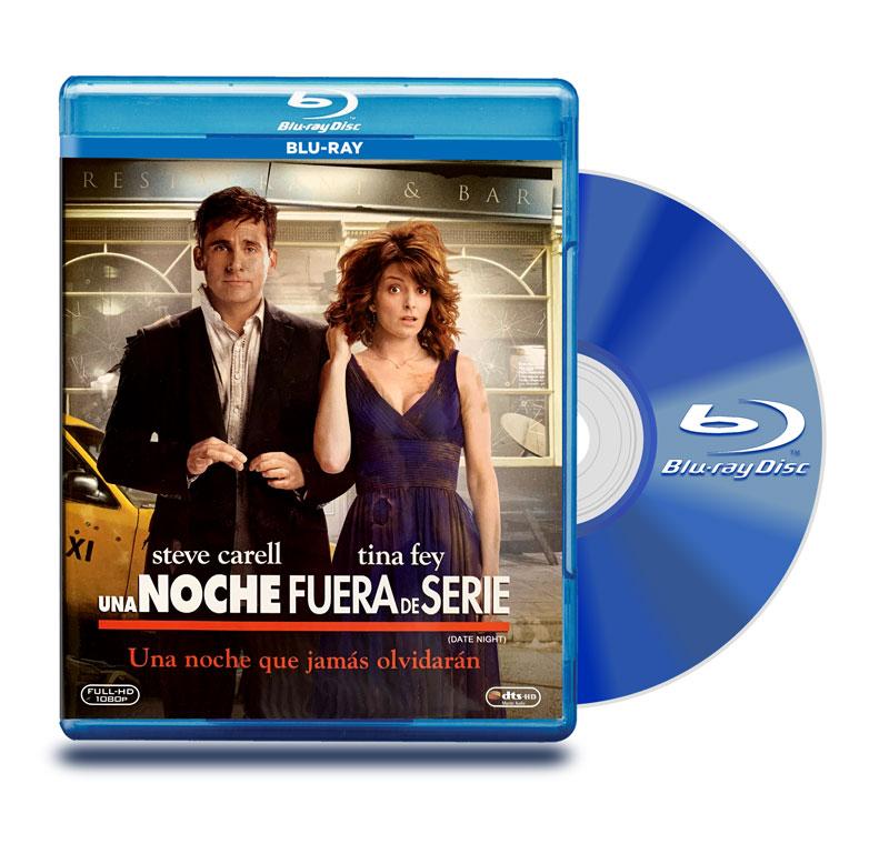 Blu Ray Una Noche Fuera De Serie