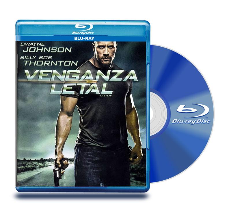 Blu Ray Venganza Letal