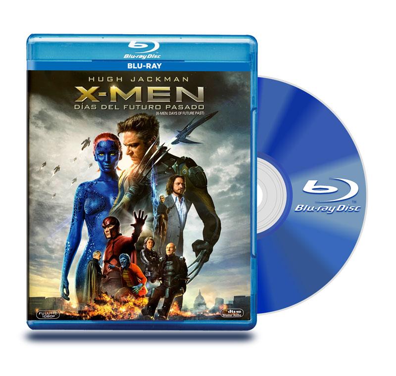 Blu Ray X Men: Dias Del Futuro Pasado