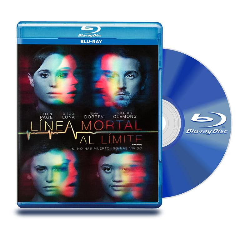 Blu Ray Línea Mortal: Al Limite ( Remake)