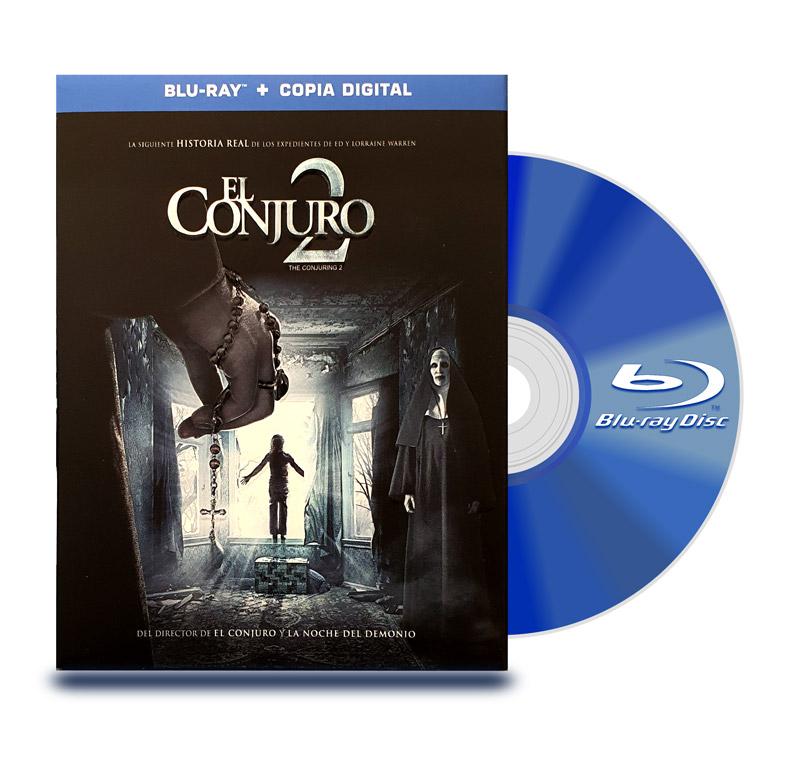 Blu Ray El Conjuro 2